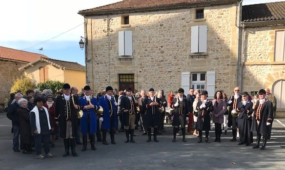 La fête de Saint-Hubert