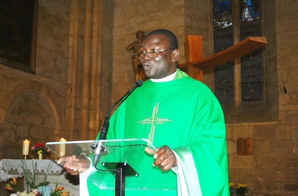 Premier mot du Père Lamo à son arrivée dans notre paroisse.